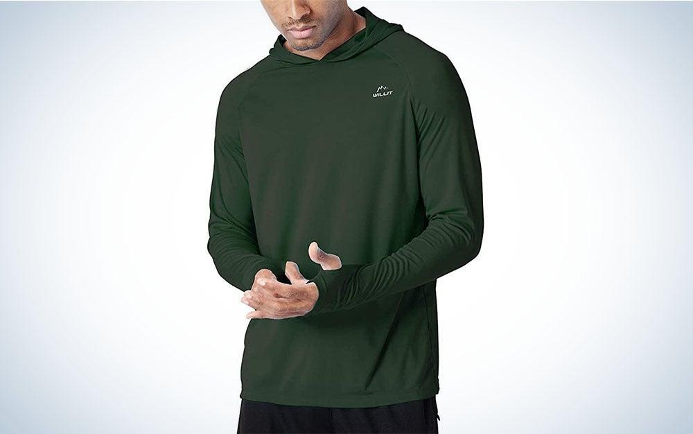 UPF hoodie