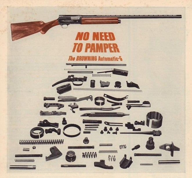 old browning auto 5 ad