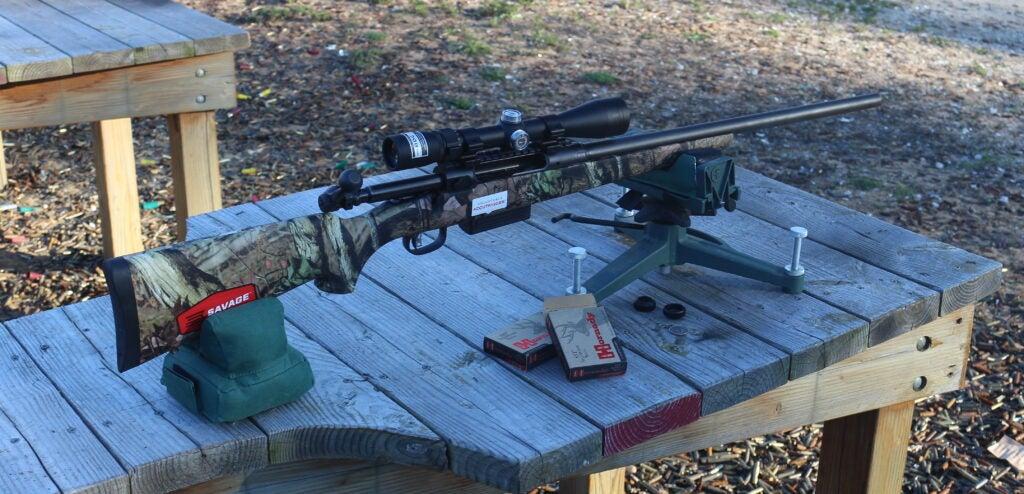 Savage 220 slug gun 20 gauge
