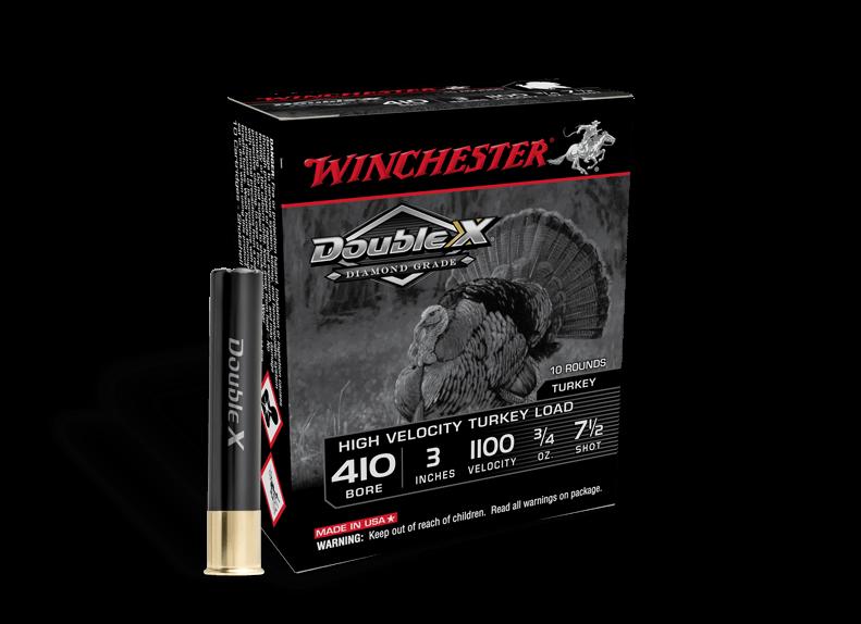 Winchester Double X Diamond Grade .410 load.