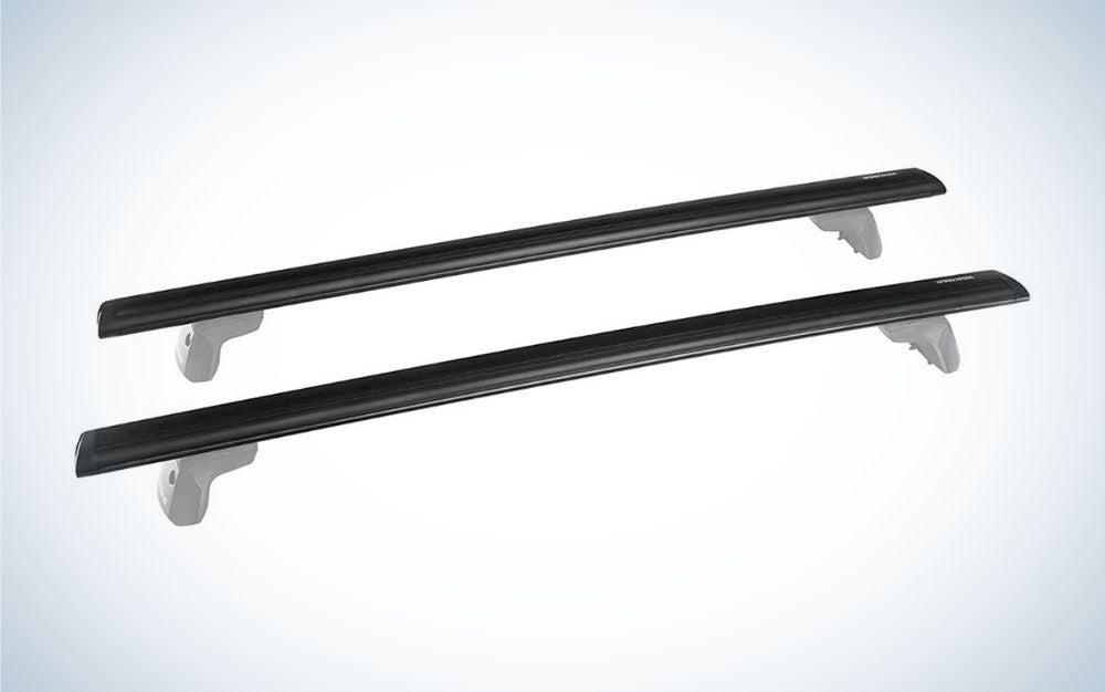 best black kayak roof rack