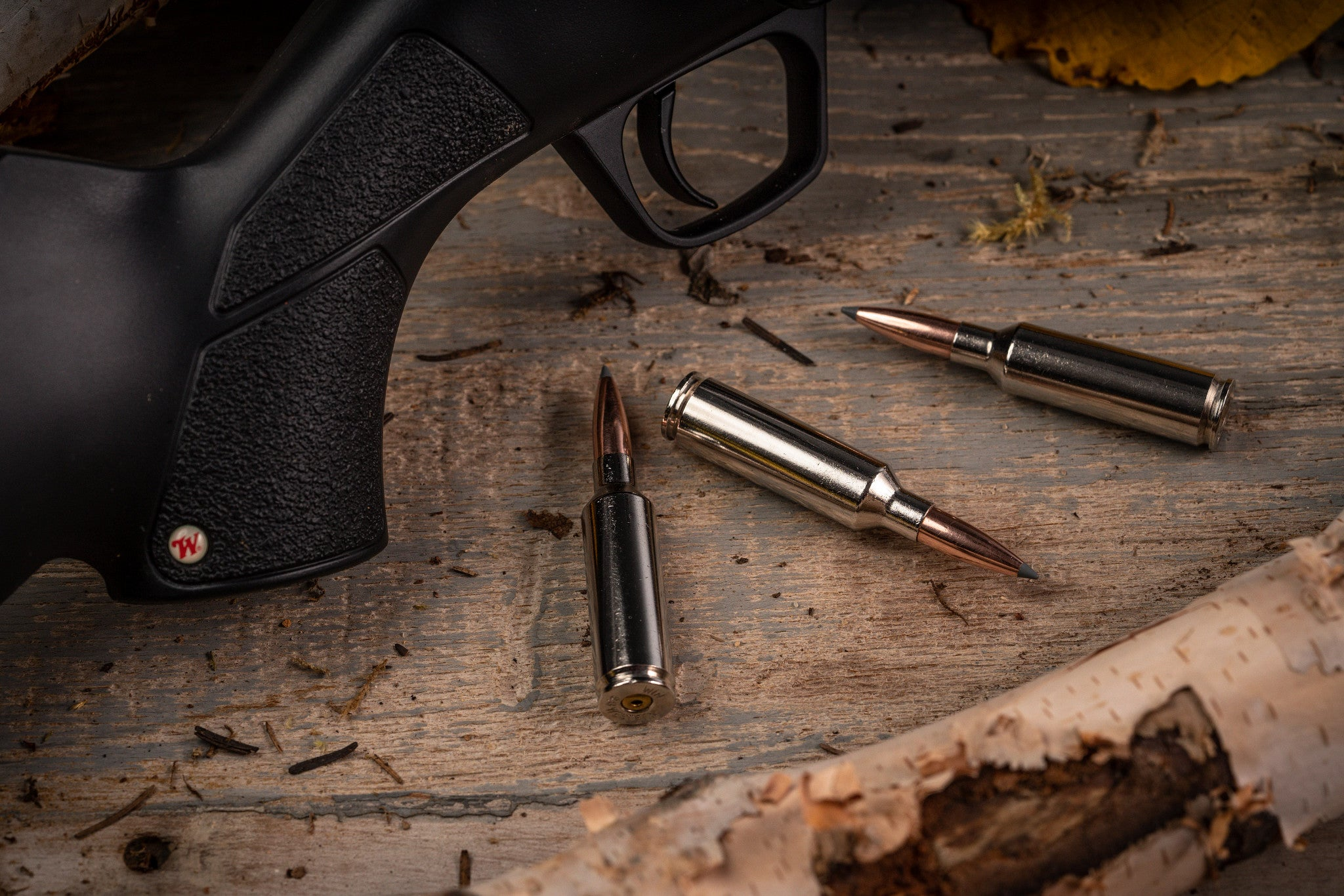 Winchester's new 6.8 Western has a lead-core bullet.