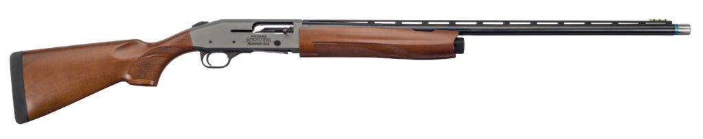 The Mossberg 930 Sporting shotgun.