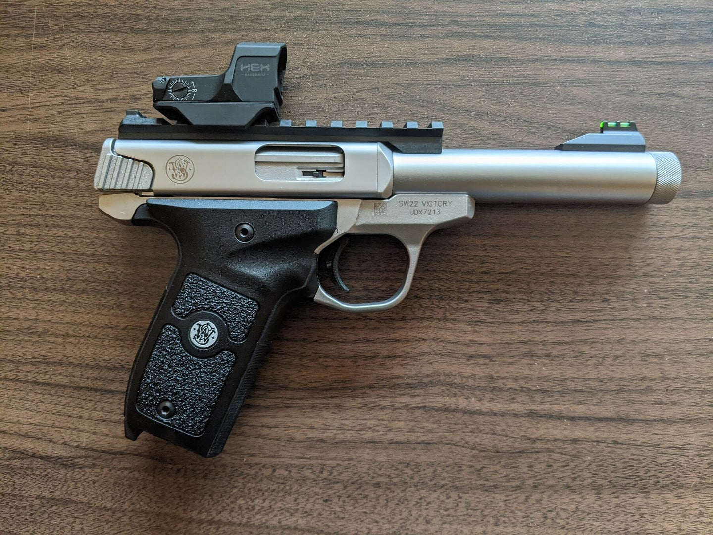 Smith Wesson Victory SA Dragonfly Hex