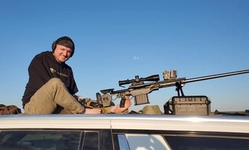 Q&A: ELR Shooter With No Arms Makes a 3-Mile Shot