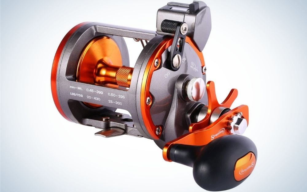 trolling reels for amazon prime day
