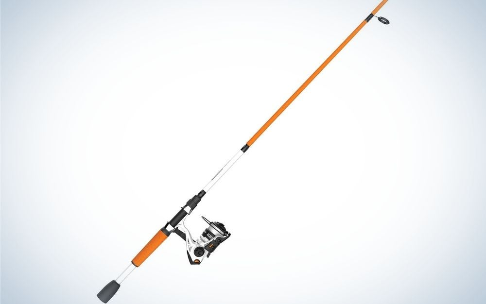 spinning rod and reel combo is one of the best amazon prime deals