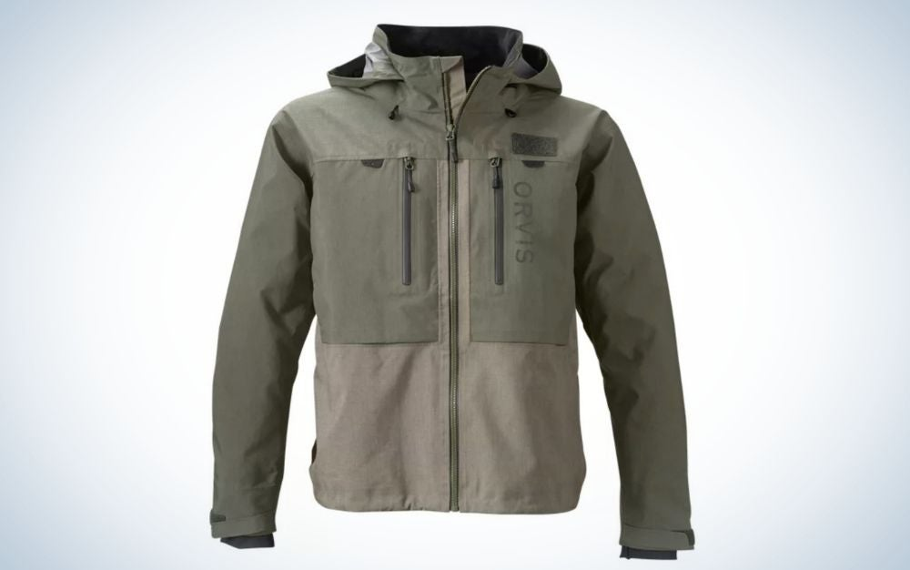The jacket from the bass pro shop is a great gift for Father's Day