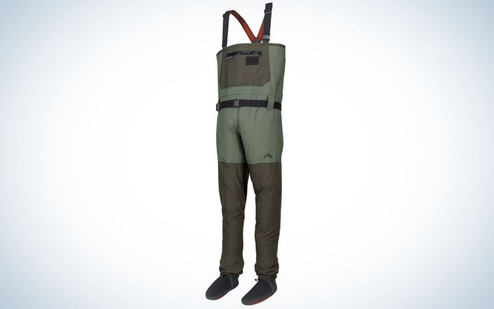 Best waders for fishing as a gift for dad on Father's Day