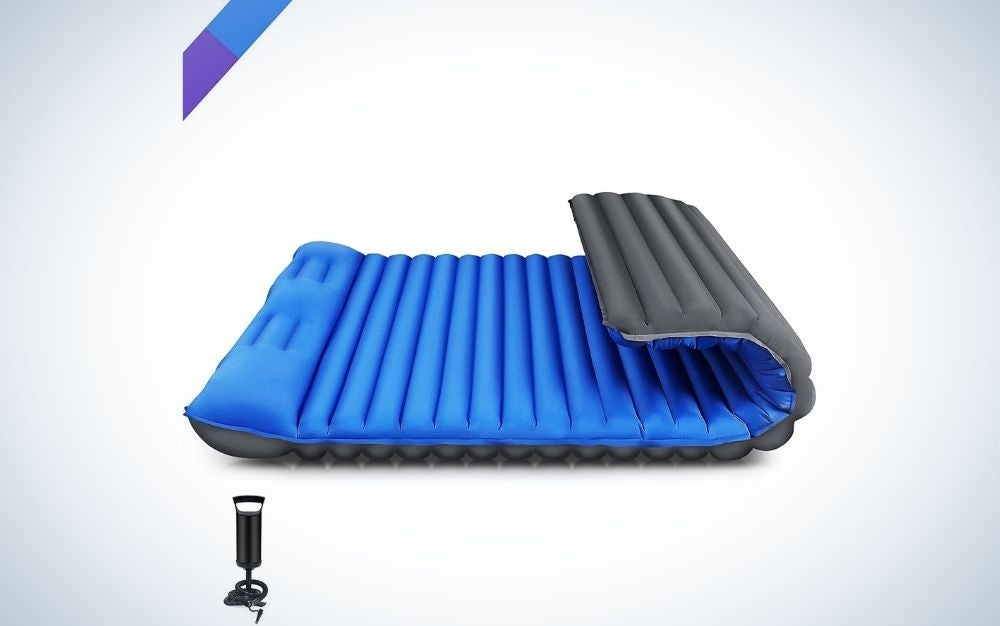 sleeping pad is the best prime day deals