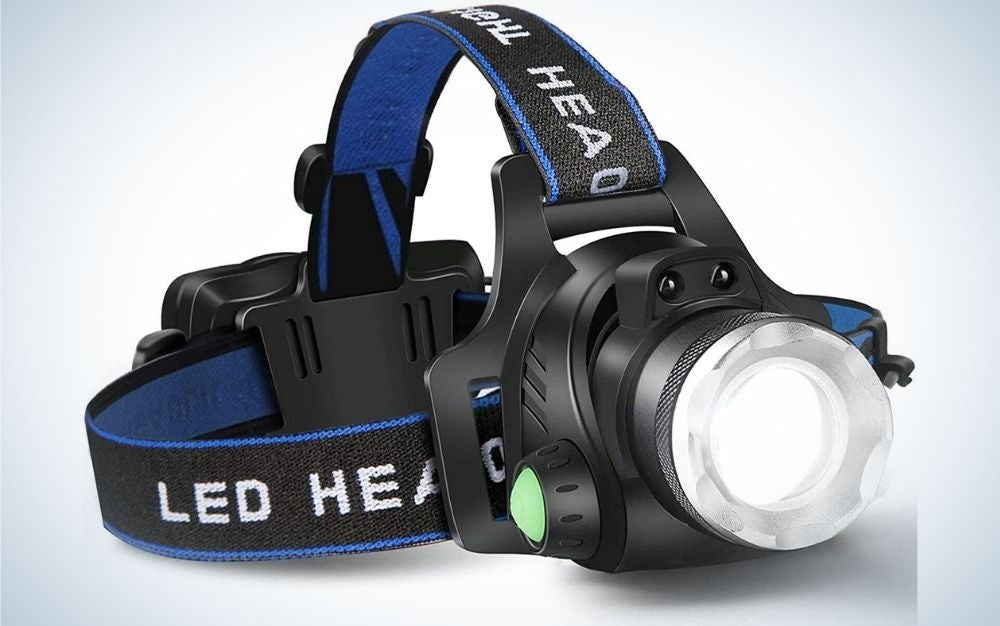 Headlamp is one of the best prime day deals