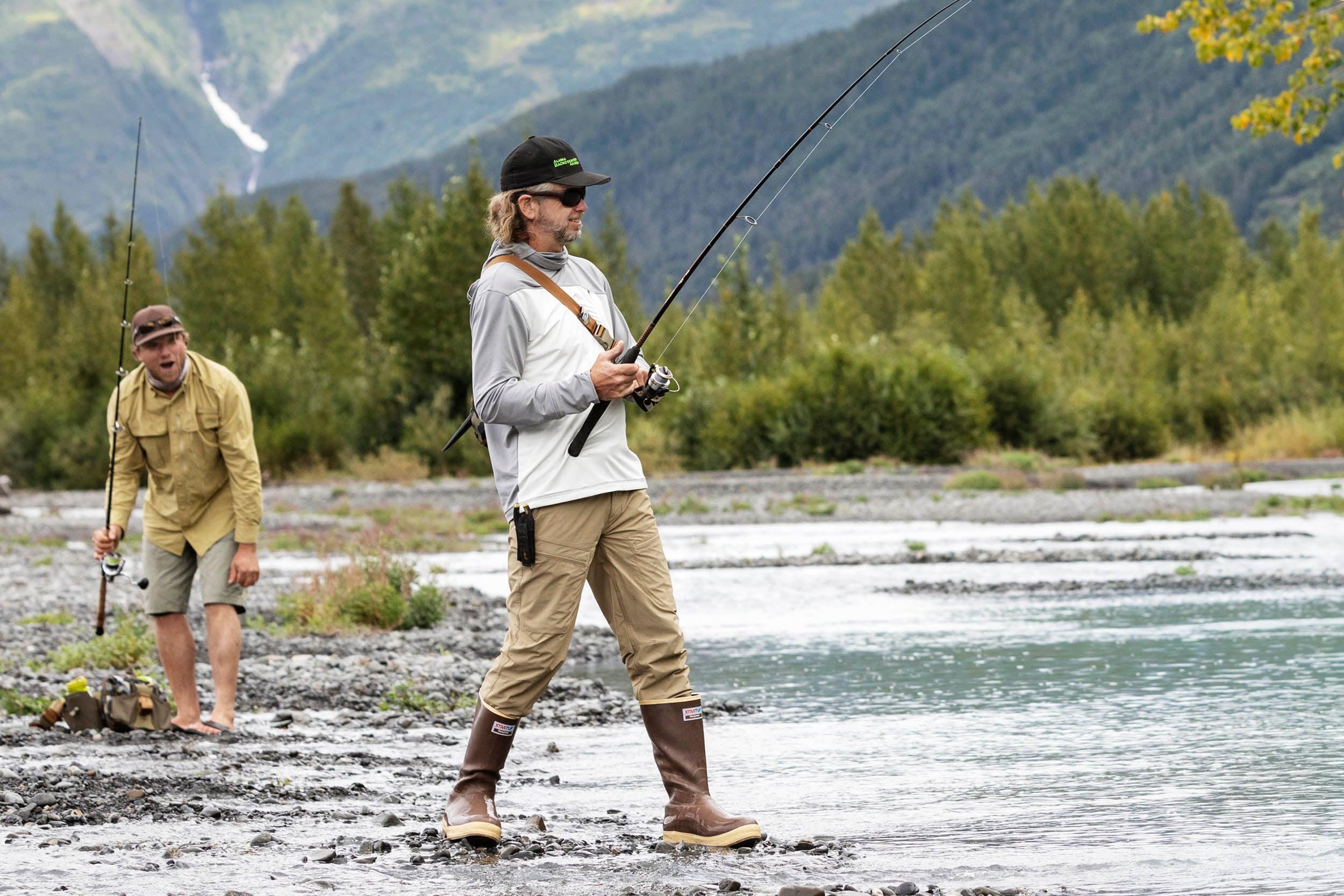 Men's AKHG Knife Creek Standard Fit Pants
