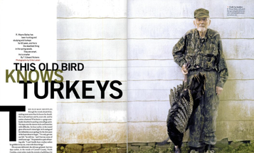 F&S Classics: This Old Bird Knows Turkeys