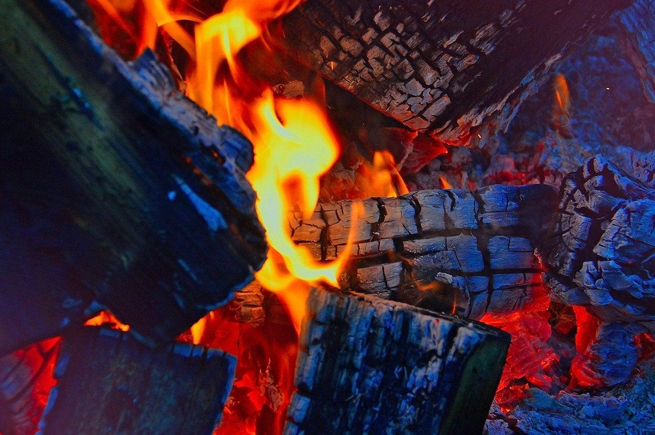 survival fire