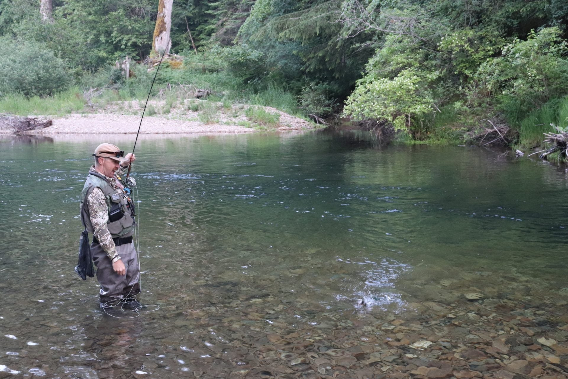A Fly Angler Plans to Catch 20 Native Trout in 12 States in One Summer
