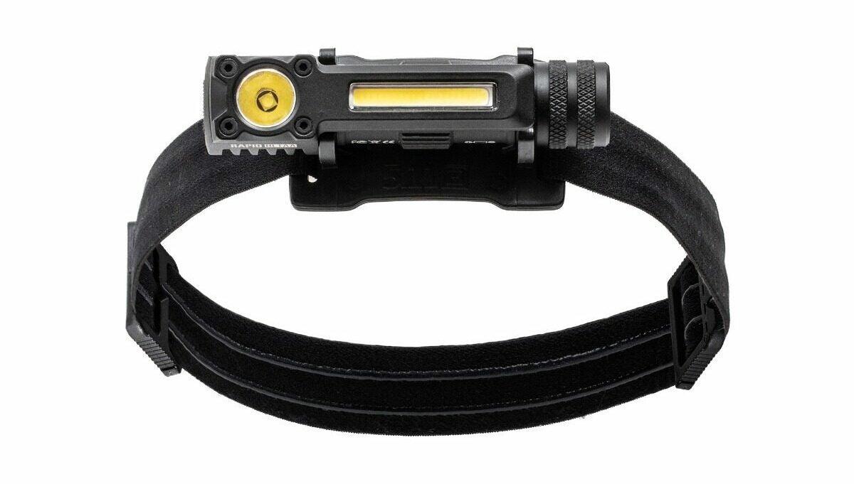 5.11 Tactical Rapid 1aa headlamp review