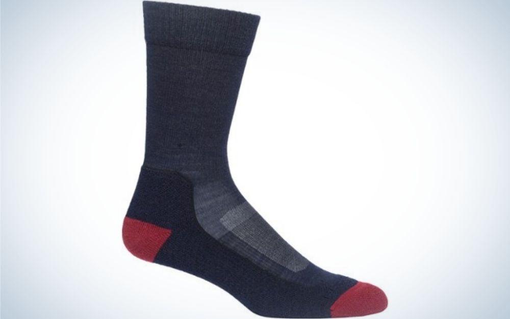 Icebreaker Hike+ Light Crew Socks