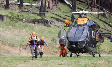 Missing Oregon Angler Survives 17 Days in the Wilderness