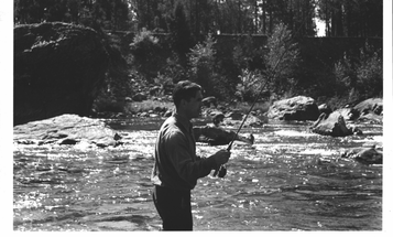 """Interview with John N. Maclean: Author of """"Home Waters,"""" a New Companion Book to """"A River Runs Through It"""""""