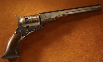 Colt Revolvers: The Greatest Handguns of the Old West
