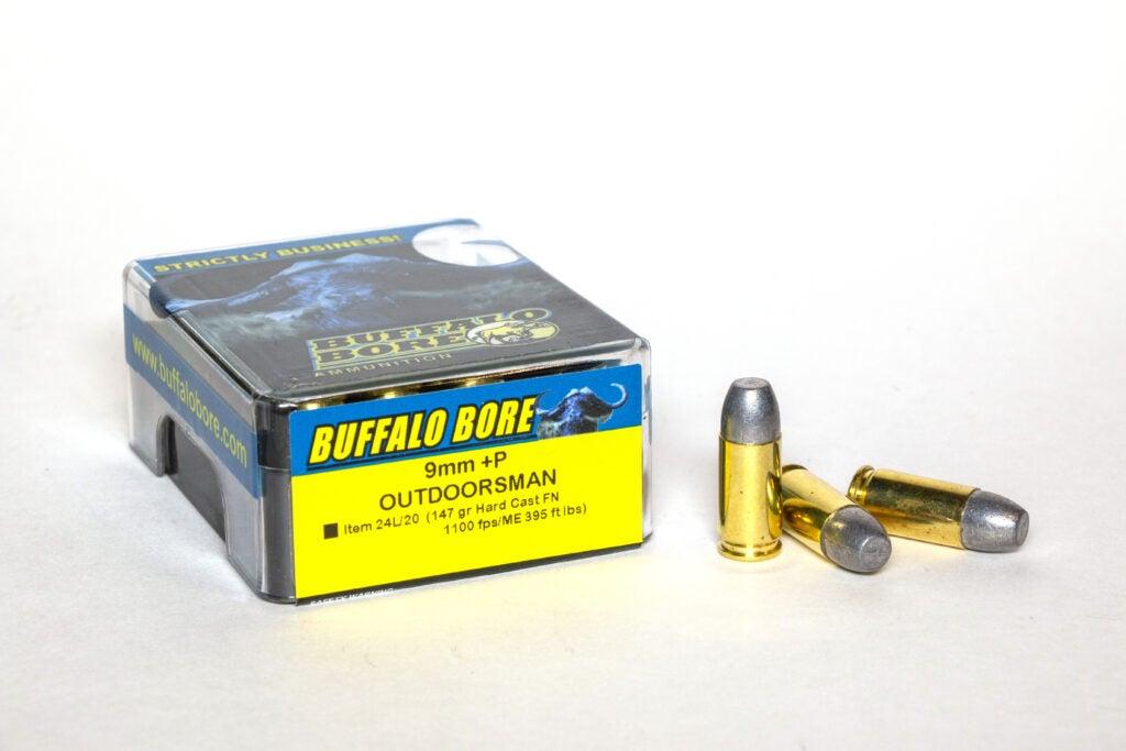 Buffalo Bore 9mm ammo