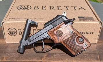 Beretta 21A Bobcat Covert .22 LR Review