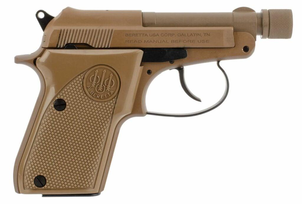 Beretta 21A Covert FDE .22 LR