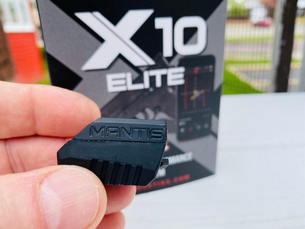 Mantis X10 Elite Trainer unit