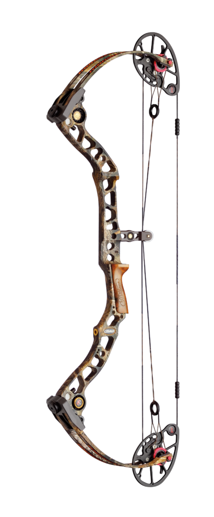 Mathews McPherson Monster XLR8 compound bow
