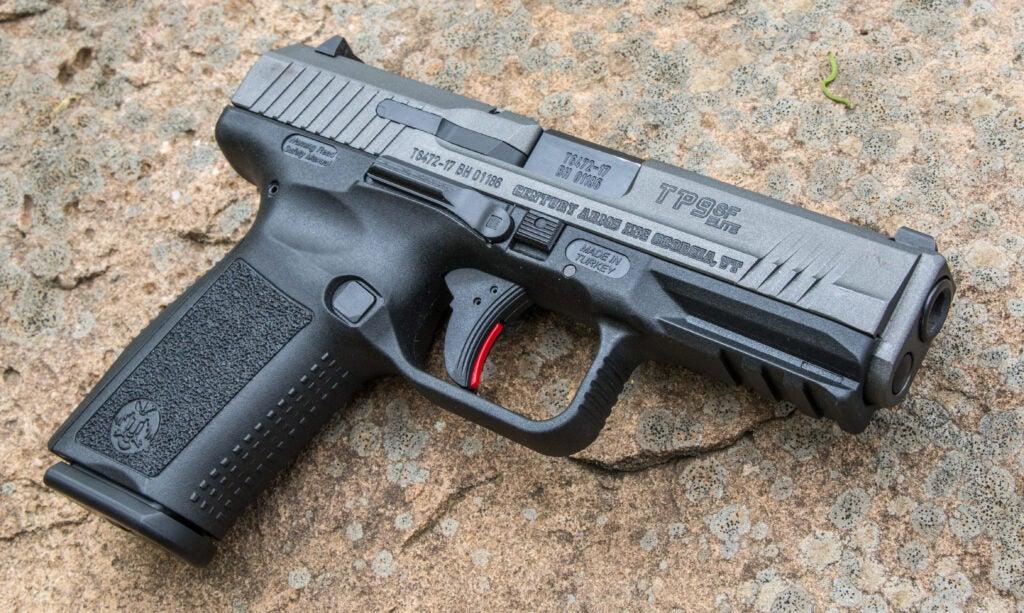Canik TP9 Handgun