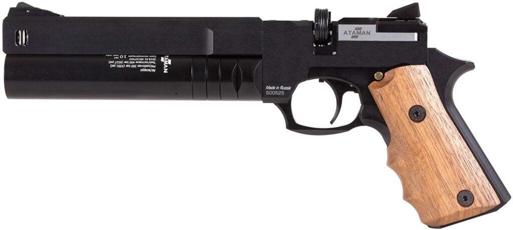 Ataman AP16 air pistol.