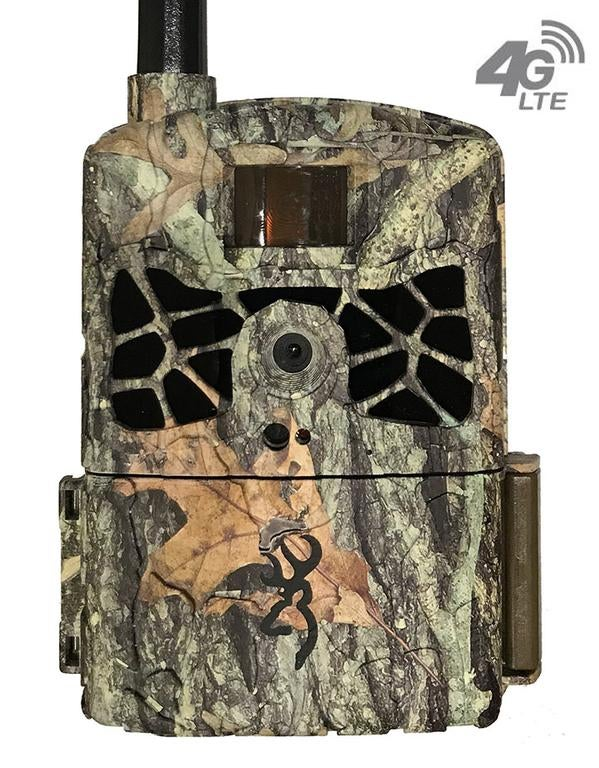 The Browning Defender Scout Wireless is one of the best cellular trail camera models for deer hunting.