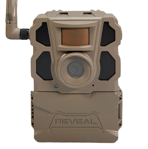 The Tactacam Reveal X is one of the best cellular trail camera options for hunting