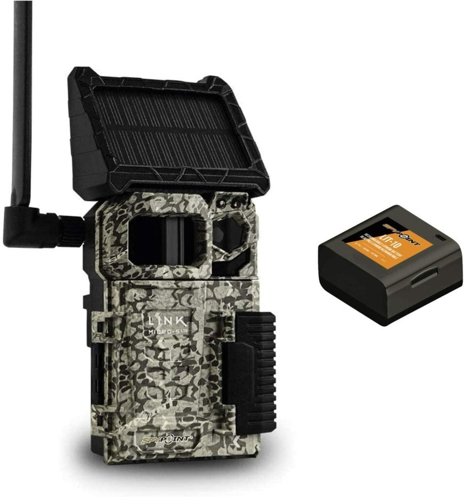 The Spypoint Link-Micro S LTE is one of the best cellular trail cameras for 2021