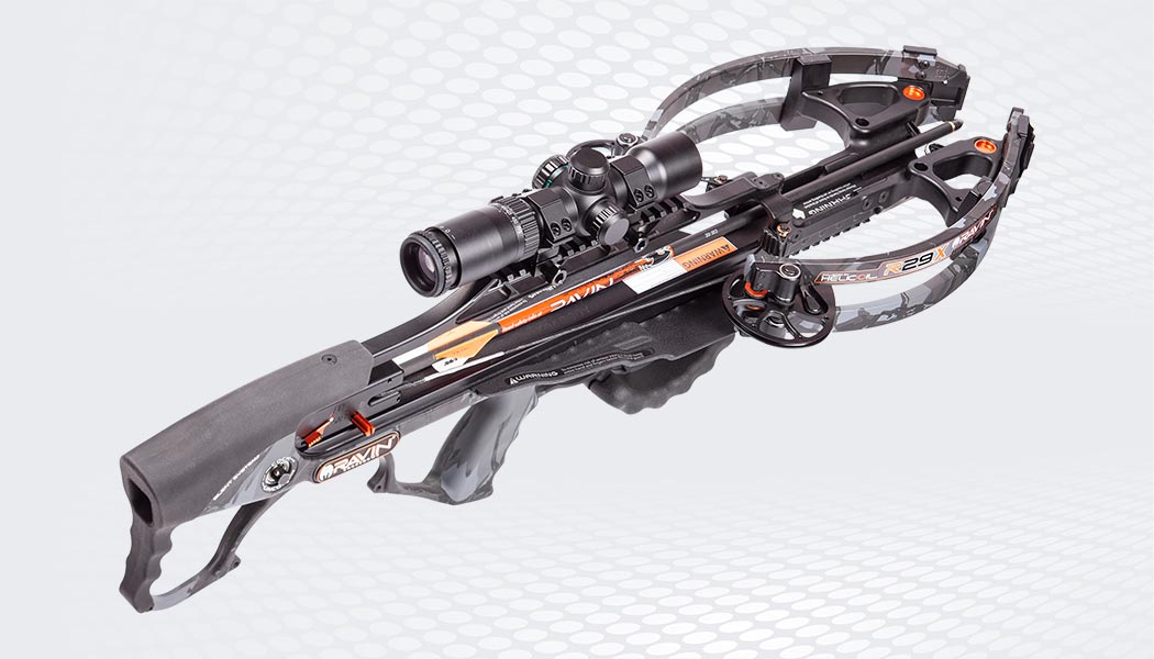 The Ravin R29X Crossbow