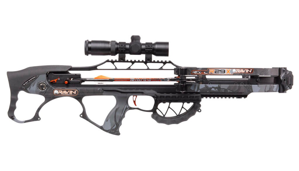 Ravin R29X hunting crossbow