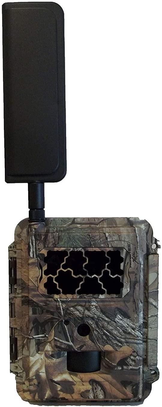 The Spartan GoCam trail camera.