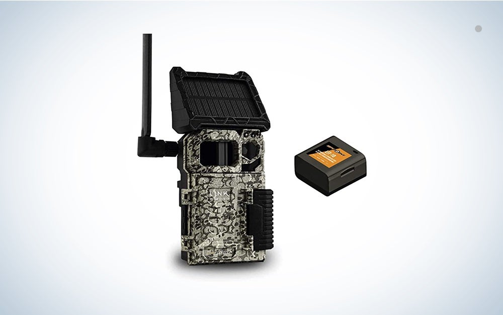 Spypoint Link Micro-LTE wireless trail cam