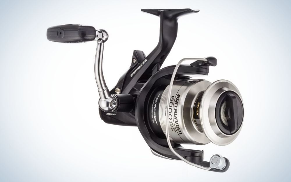Shimano OC is the best fishing reel for live bait