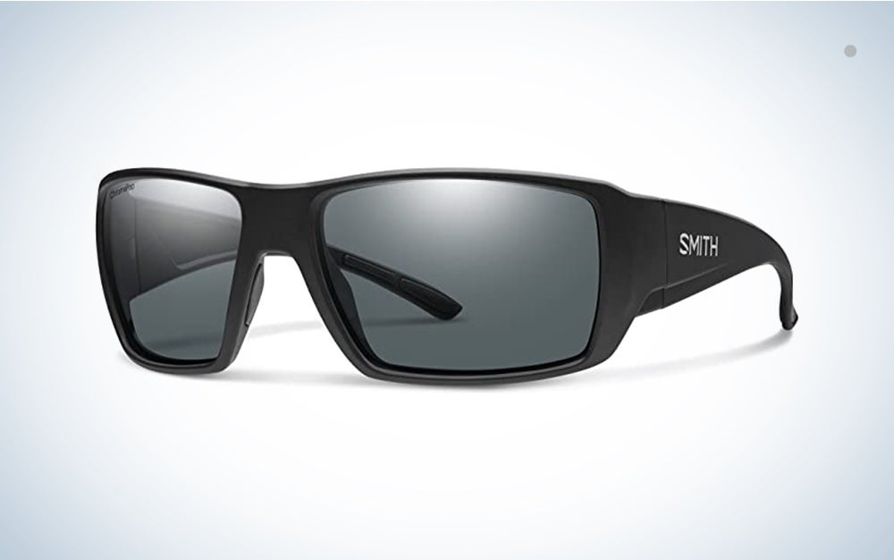 Smith guide's choice sunglasses make the best fishing gifts