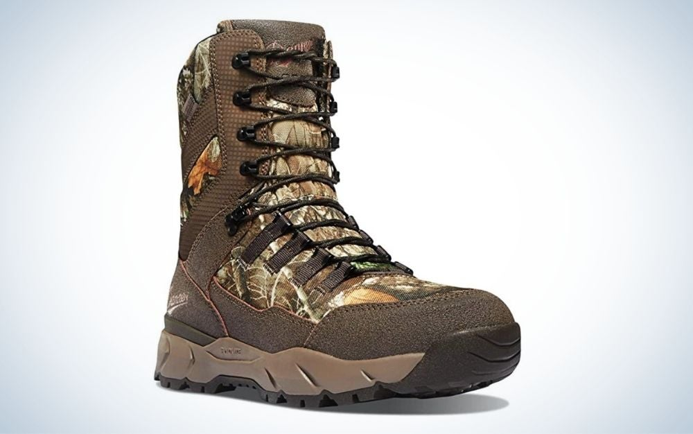 Men's vital waterproof hunting boot, the best gifts for hunters