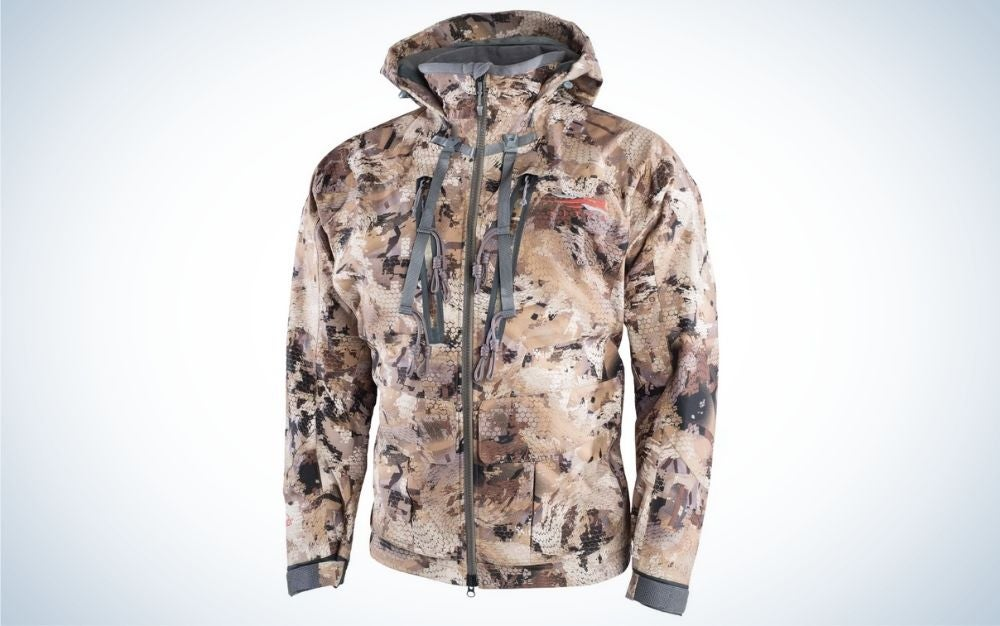Concealment waterfowl Marsh Hudson jacket are the best gifts for hunters