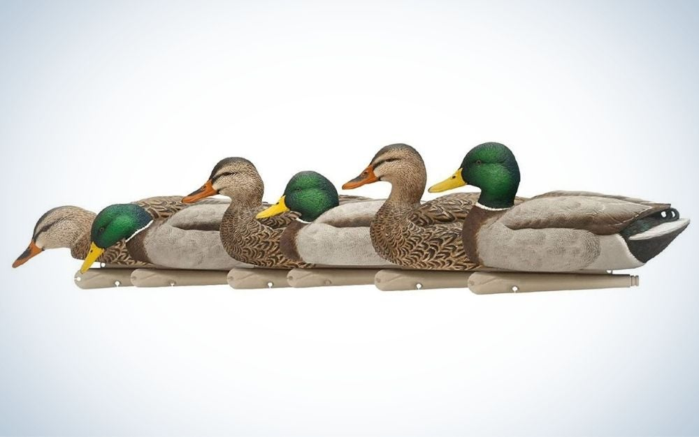 Top flight fusion mallards are the best gifts for hunters