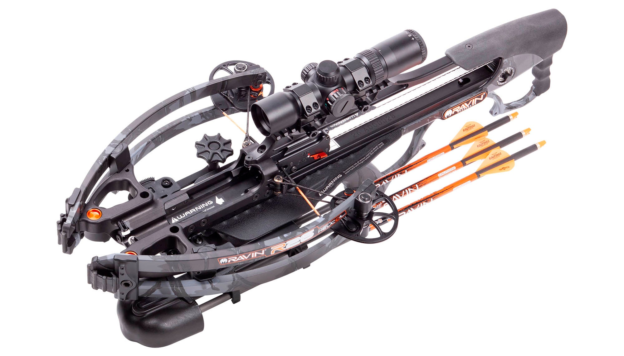 the Ravin R26 crossbow is a best crossbow for youth hunters.