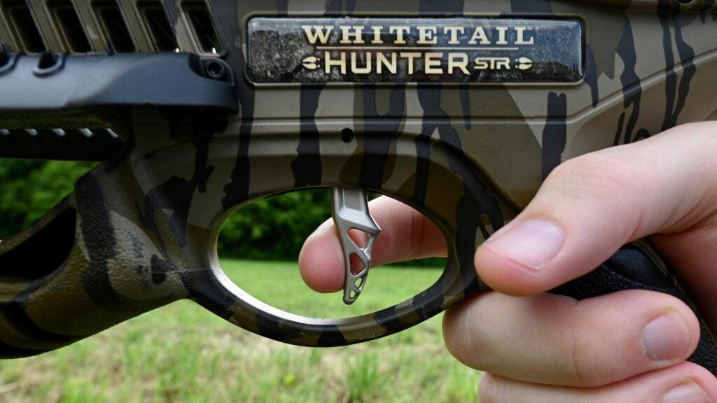 Barnett Whitetail Hunter STR crossbow TriggerTech trigger