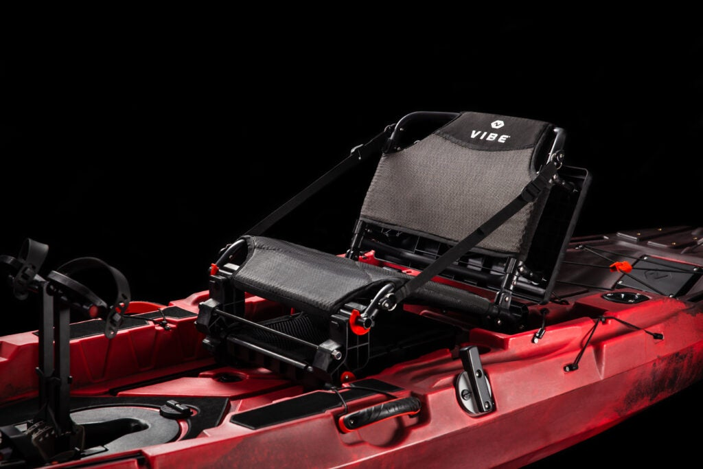 The summit seat on the vibe shearwater 125