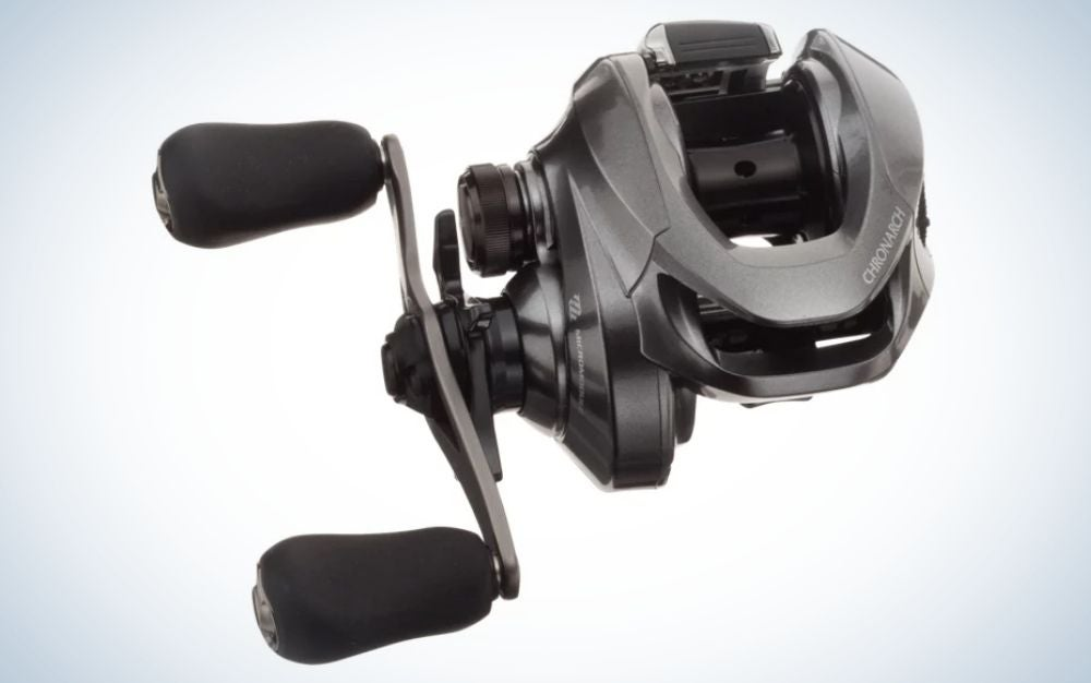 Shimano Chronarchs are the best shimano reels for baitcasting.