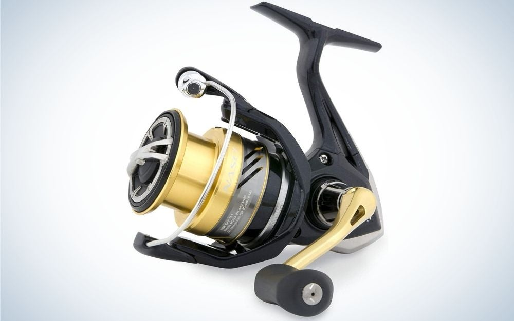 Shimano Nasci reels are the best shimano reels