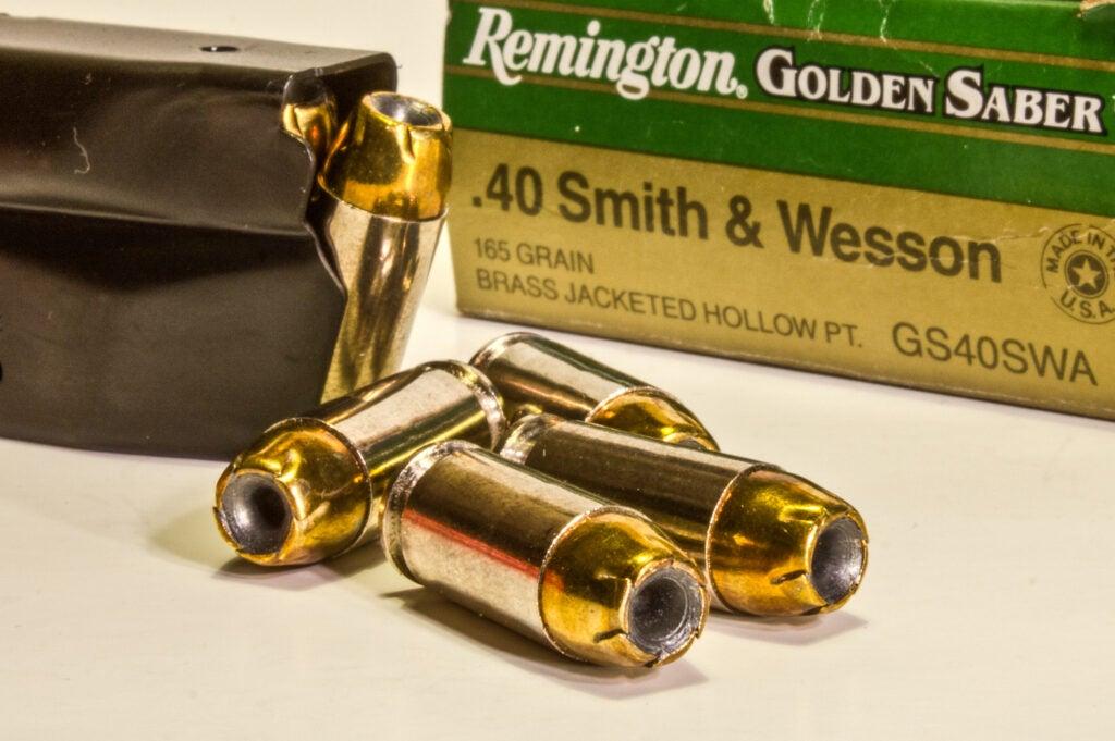 .40 S&W Handgun ammo