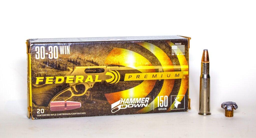 Federal HammerDown .30/30 ammo